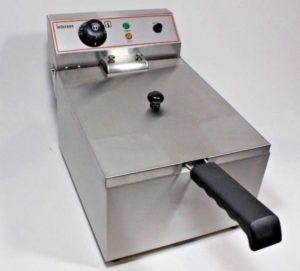 Counter Top Electric Fryer Single Tank 10 Litre