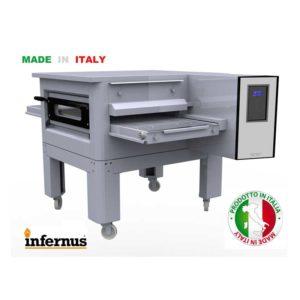 "Infernus Italian Conveyor Pizza Oven 26"" Gas"