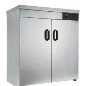 Hot Cupboard Double Door for plates food