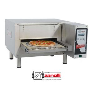 "Zanolli 05/40 Compact Conveyor Pizza Oven 16"" Electric"
