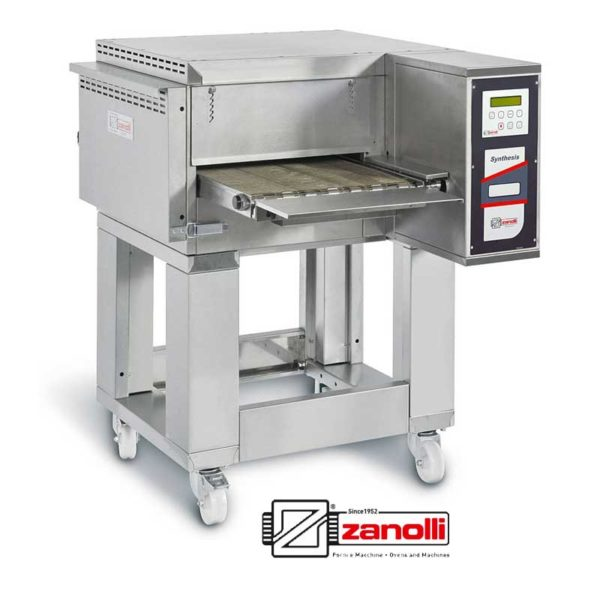Zanolli 06 40 V Conveyor Pizza Oven 16 Electric Or Gas